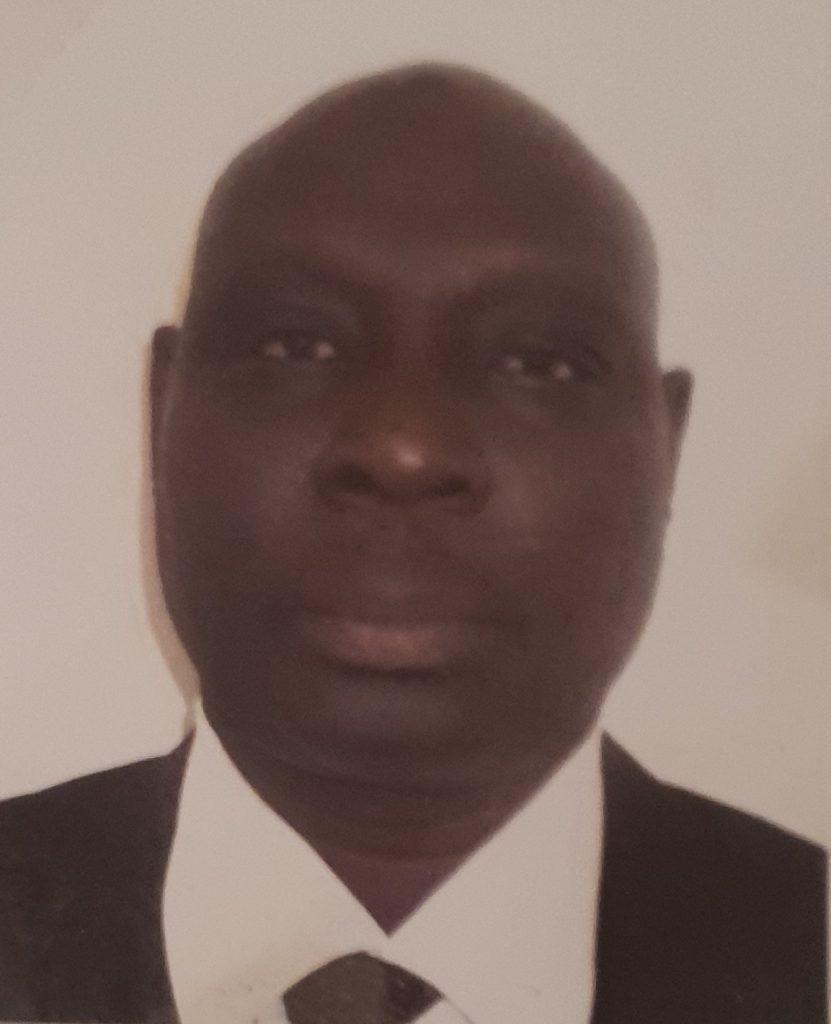 Professor Bagoni Bukar, FCIArb