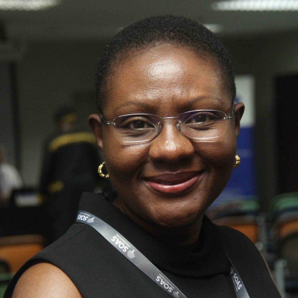 Professor Emilia Onyema PhD, FCIArb