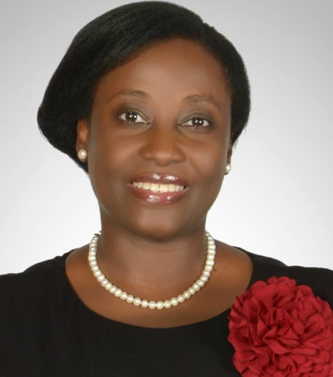 Lady Justice Monica Mugenyi, FCIArb