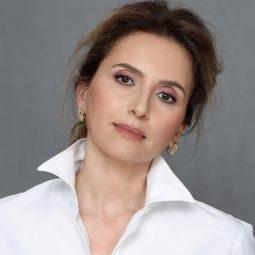Dr Nadia El Baroudi-Kostrikis